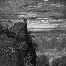 Artist is Gustave Dore 1832-1883, France